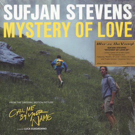 Sufjan Stevens - Mystery Of Love EP