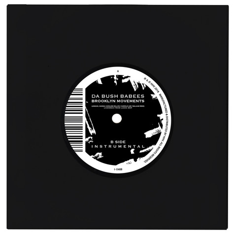 Da Bush Babees - Brooklyn Movements / Instrumental