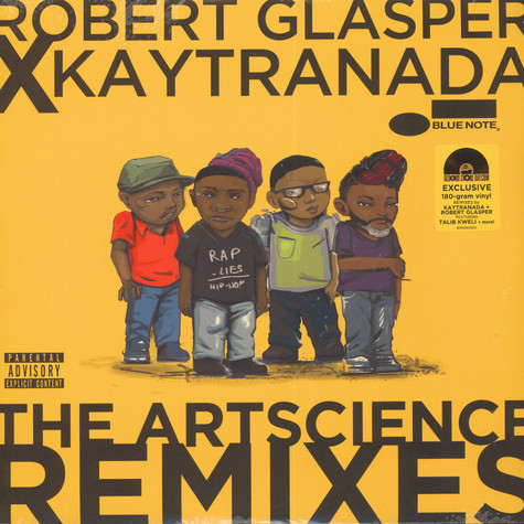Robert Glasper Experiment - Robert Glasper x KAYTRANADA: The ArtScience Remixes