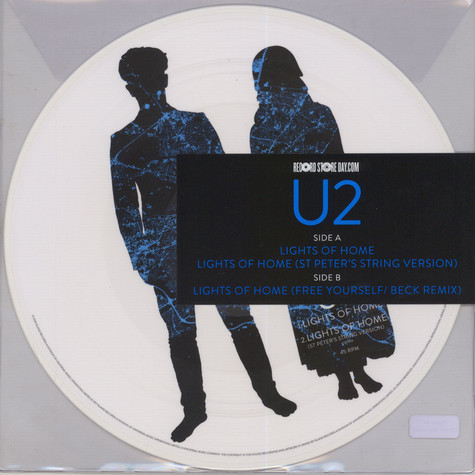 U2 - Lights Of Home