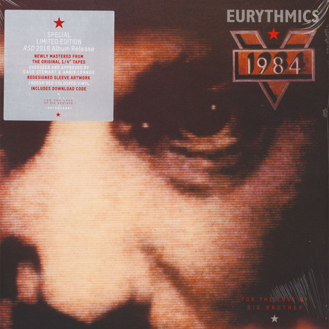 Eurythmics - OST 1984 (For The Love Of Big Brother)