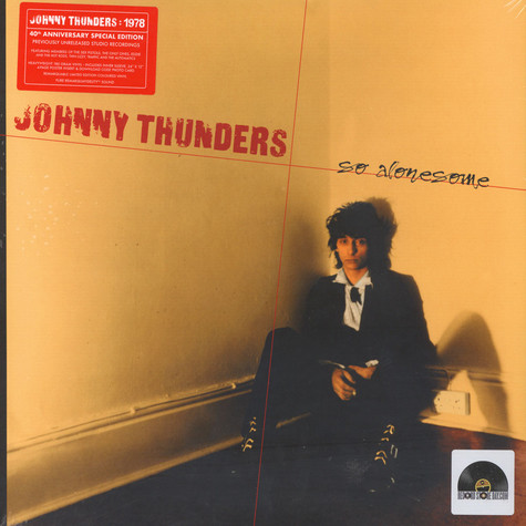 Johnny Thunders - So Alonesome: 1978