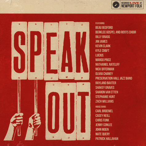 V.A. - Speak Out: Recorded Live At Newport Folk