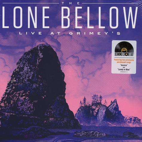 Lone Bellow, The - The Lone Bellow: Live At Grimey's