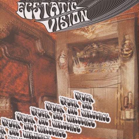 Ecstatic Vision - Under The Influence Black Vinyl Edition
