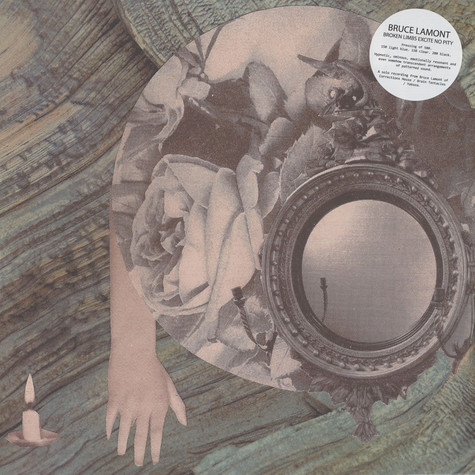 Bruce Lamont - Broken Limbs Excite No Pity Clear Vinyl Edition