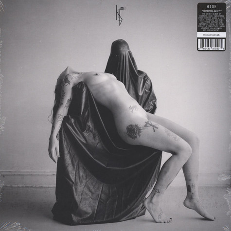 Hide - Castration Anxiety Black Vinyl Edition