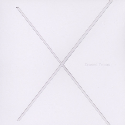 Erased Tapes present - 1+1=X Clear Vinyl Edition