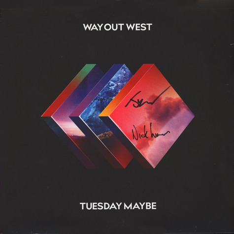 Way Out West - Tuesday Maybe Deluxe Signed Edition