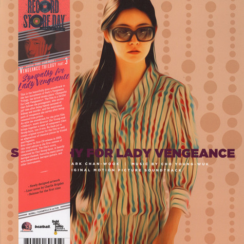 Cho Young-Wuk - OST  Sympathy For Lady Vengeance Vengeance Trilogy Part 3)