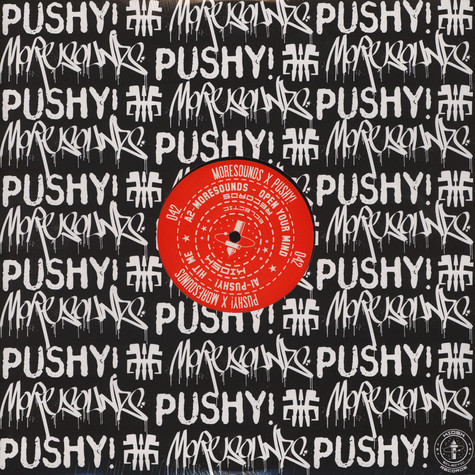 Moresounds Vs. Pushy! - Moresounds Vs. Pushy!