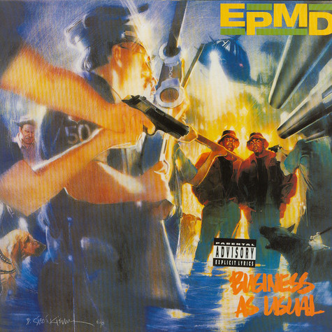 EPMD - Business As Usual