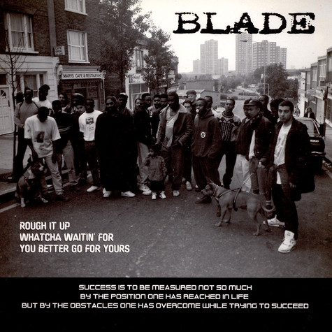 Blade - Rough It Up