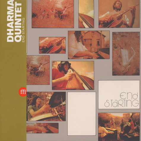 Dharma Quintet - End Starting