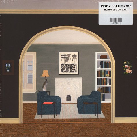 Mary Lattimore - Hundreds Of Days Black Vinyl Edition