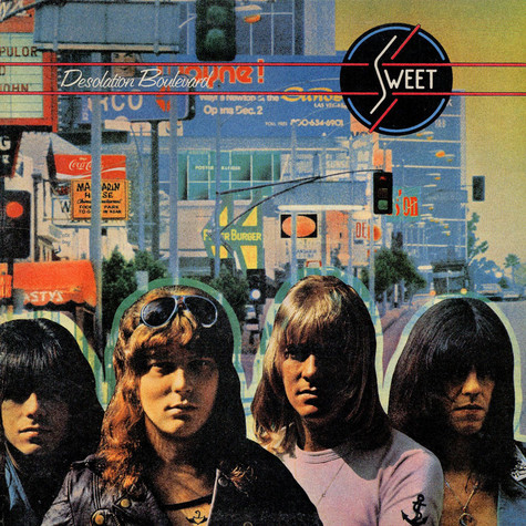 Sweet, The - Desolation Boulevard