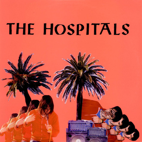 Hospitals, The - I've Visited The Island Of Jocks And Jazz