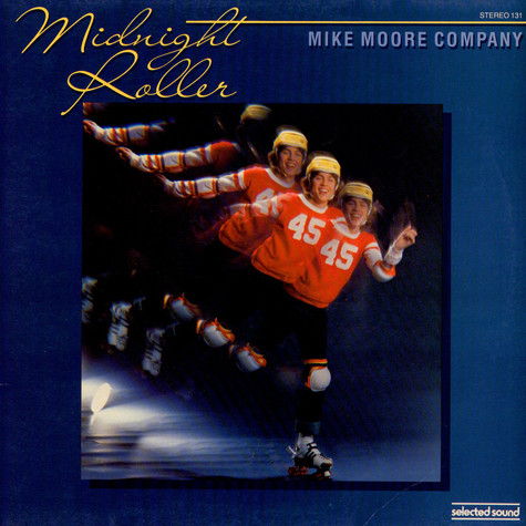 Mike Moore Company - Midnight Roller