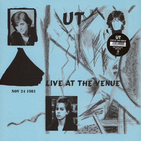 UT - Live At The Venue Nov. 24, 1981