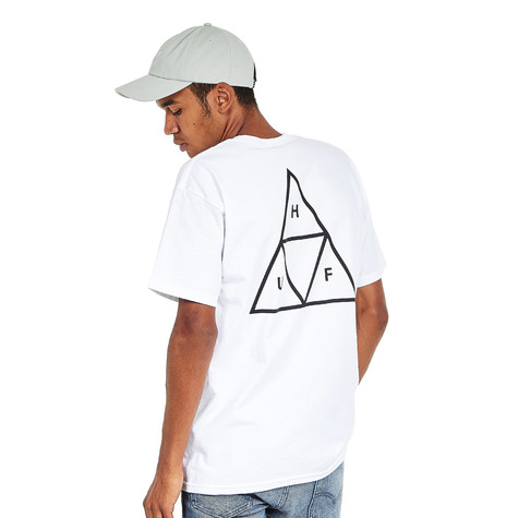 HUF - Essentials Triple Triangle Logo Tee