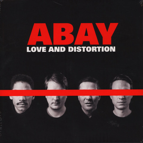 Abay - Love And Distortion Red Vinyl Edition