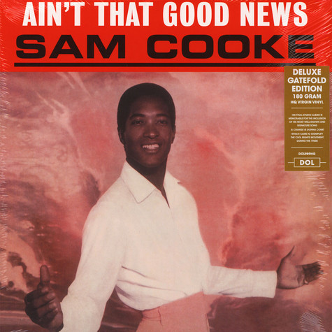 Sam Cooke - Ain't That Good News Gatefolsleeve Edition