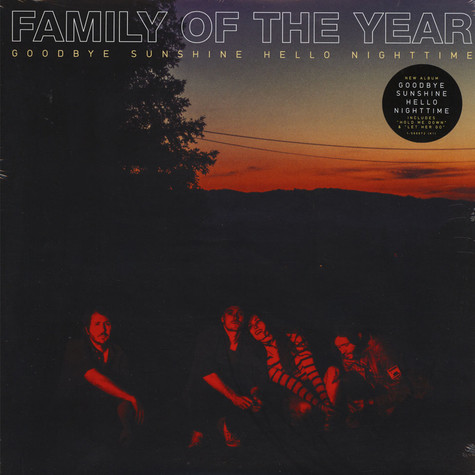 Familiy Of The Year - Goodby Sunshine Hello Nightime