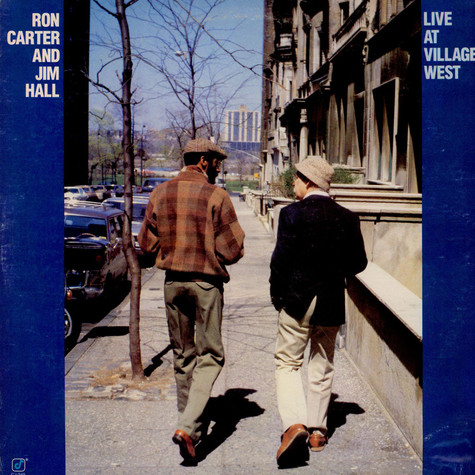 Jim Hall / Ron Carter Duo - Live At Village West