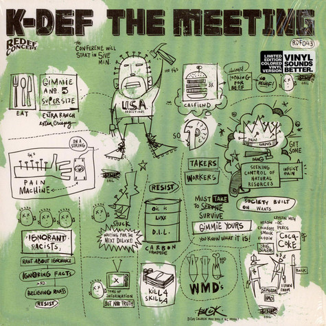 K-Def - The Meeting