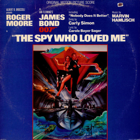 Marvin Hamlisch - OST The Spy Who Loved Me