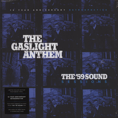Gaslight Anthem, The - The '59 Sound Sessions Deluxe Edition