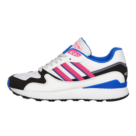 578af8929a8 adidas - Ultra Tech (Crystal White   Shock Pink   Core Black)