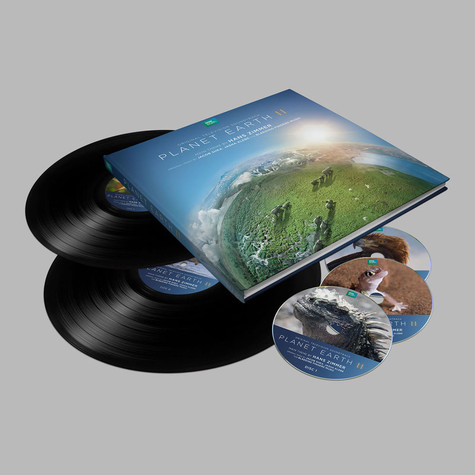 Hans Zimmer - OST Planet Earth II (Deluxe Edition)