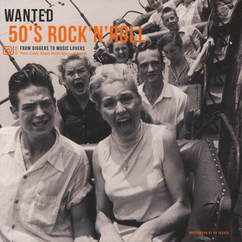 Various - Wanted 50's Rock'n'Roll - From Diggers To Music Lovers