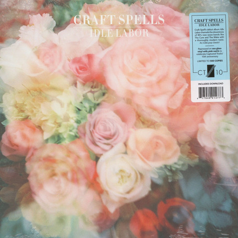 Craft Spells - Idle Labor Limited Colored Edition