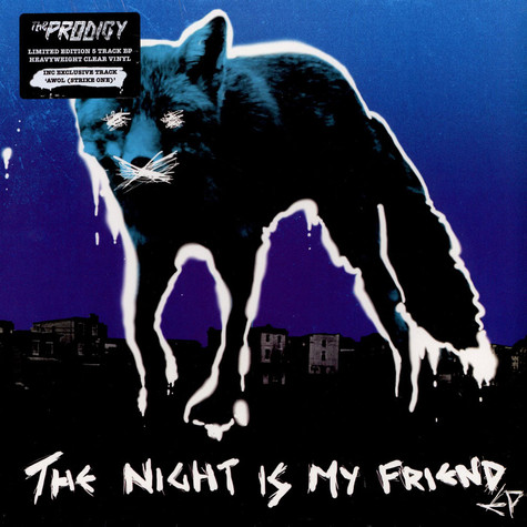 Prodigy, The - The Night Is My Friend EP