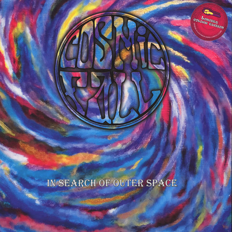 Cosmic Fall - In Search Of Outer Space Lilac Vinyl Edition