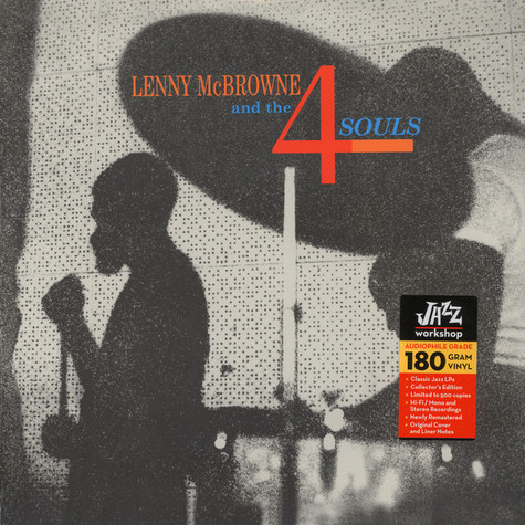 Lenny Mcbrowne - And The 4 Souls