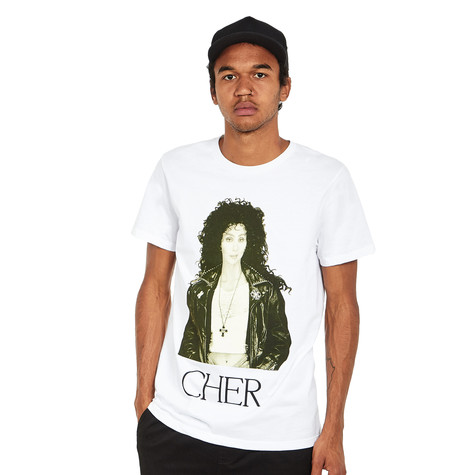 Cher - Leather Jacket T-Shirt