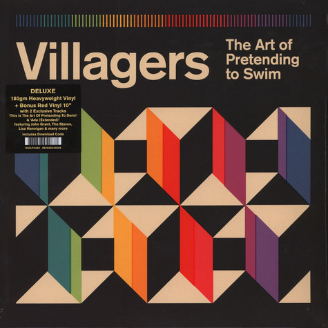 Villagers - The Art Of Pretending To Swim Limited Edition