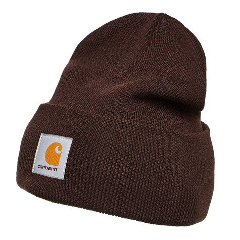 43e2221f20221 Carhartt WIP - Acrylic Watch Hat (Tobacco)