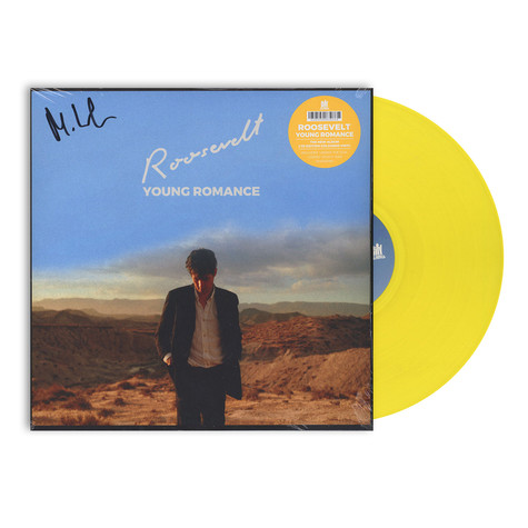 Roosevelt - Young Romance Signed Vinyl Edition