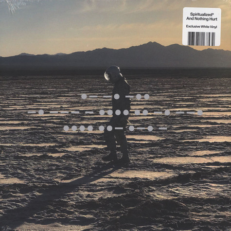 Spiritualized - And Nothing Hurt Black Vinyl Edition