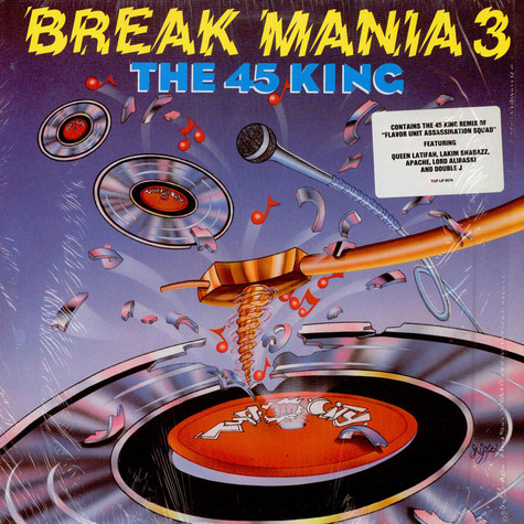 The 45 King - Break Mania 3