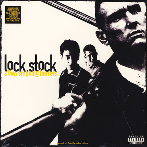 V.A. - OST Lock, Stock & Two Smoking Barrels