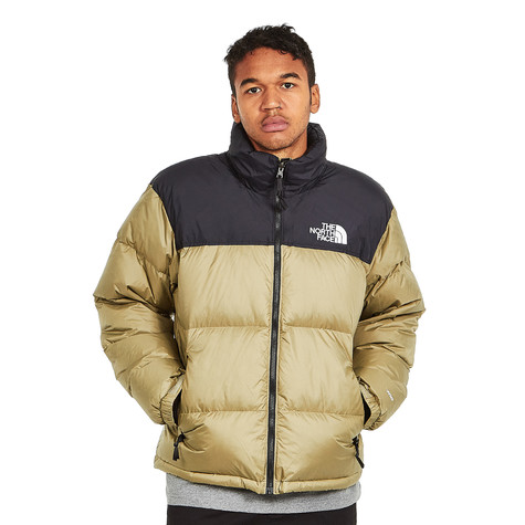 71b915e962da The North Face - 1996 Retro Nuptse Jacket (Tumbleweed Green)