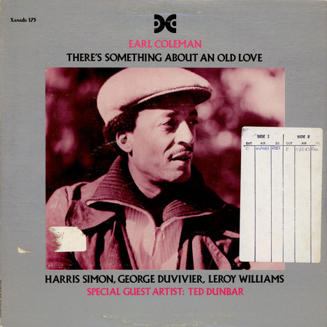 Earl Coleman - There's Something About An Old Love