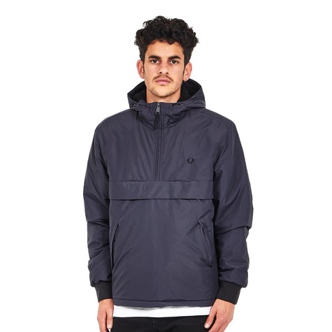 Fred Perry - Half Zip Hooded Brentham Jacket