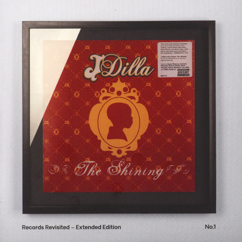 J Dilla aka Jay Dee - The Shining Booklet