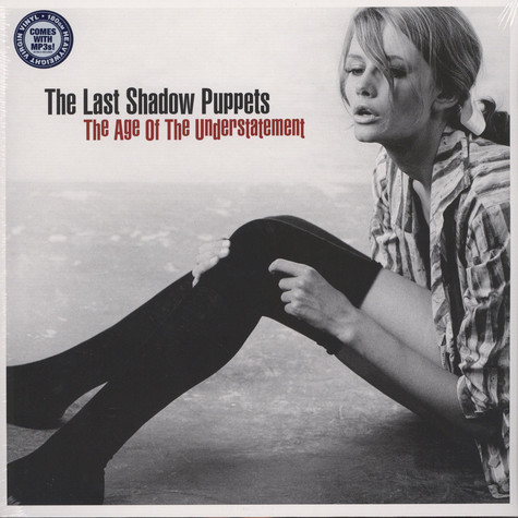 Last Shadow Puppets The The Age Of The Understatement